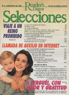 Revista Selecciones. Diciembre 1997