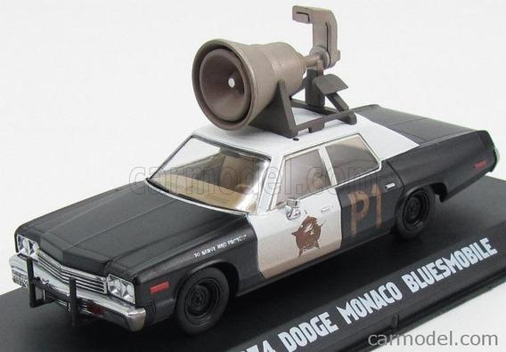 1974 Dodge Monaco Bluesmobile Blues Brothers 1/43
