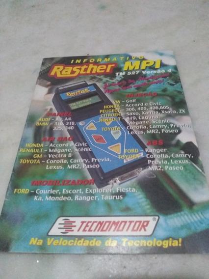 Informativo Rasther Mpi Tm 527 Versão 4