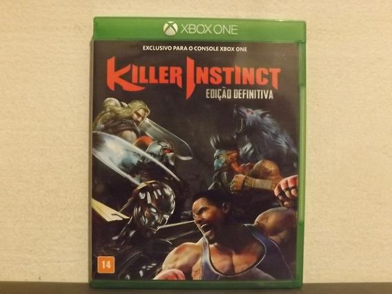 Xbox One Killer Instinct - Edição Definitiva - Aceito Trocas