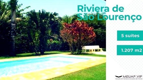 Casa Para Venda Em Riviera De São Lourenço - Lit008 - 34698469