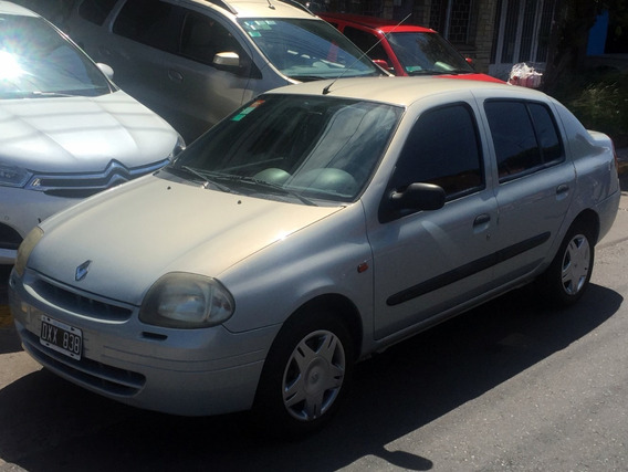 Renault Clio 2001 1.9 Rnd Aa