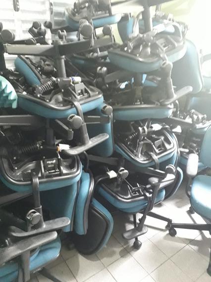 Lote De 50 Cadeiras Giroflex Polytrop