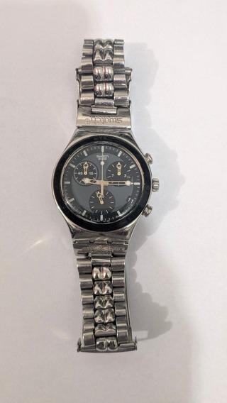 Relógio Swatch Irony Swiss Quatro Rubys Para Colecionador
