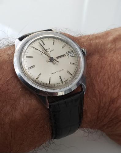 Relógio Antigo Timex Great BritainAutomatico 1978