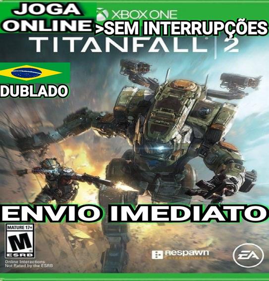 Titanfall 2 Xbox One Online Digital Original Dublado Ptbr