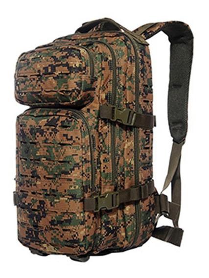 Mochila Táctica Militar Senderismo Uso Rudo Camping Escalada Mochila Ideal Deportes Aire Libre Pesca Ciclismo Gjp #916