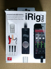 Interface Irig Pro Made In Italy