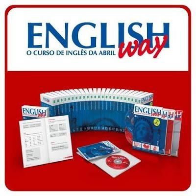 Coleção English Way 24 Volumes + Entrega Em 5 Minutos