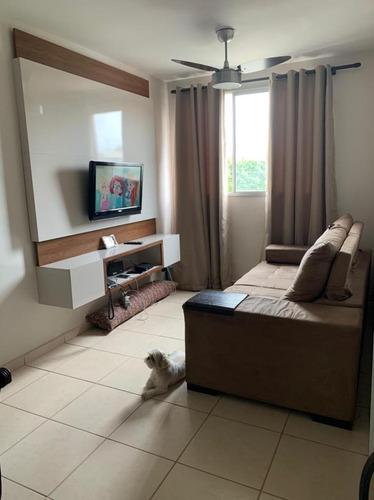 Apartamento À Venda Em Vila Industrial - Ap002717