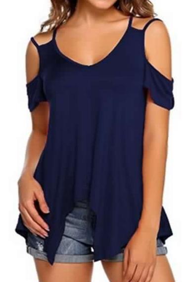 Dressalis Store- Blusa Mila Hombro Expuesto. Moda Casual