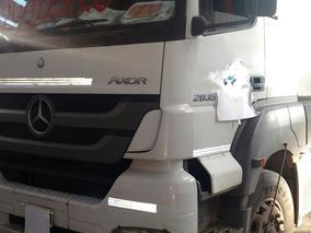 Mercedes Benz Axor 2035
