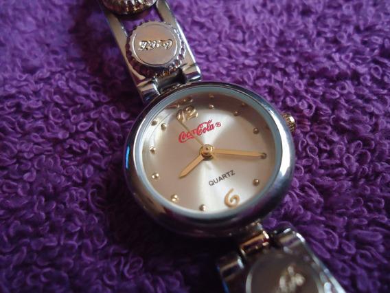 Coca Cola Reloj Vintage Retro Para Dama