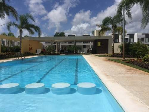 Hermosa Casa De 3 Recamaras A Estrenar En Olivos Iii Playa Del Carmen P2980