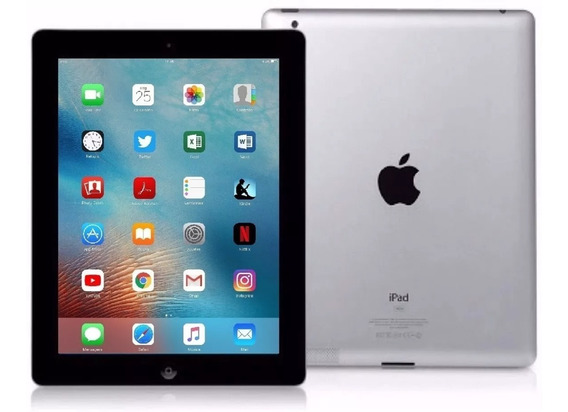 iPad 2 Apple Wi-fi 32gb Ios 9.3.5-oferta Capa Brinde + Nfe