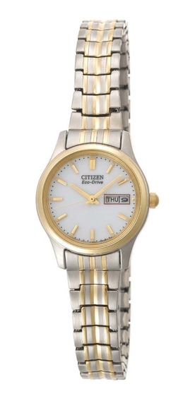 Citizen Ecodrive Expansion White Dial Ew3154-90a .. Dcmstore