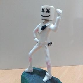 Personajes Fortnite Marshmello Omega Adornodetorta Porcelana