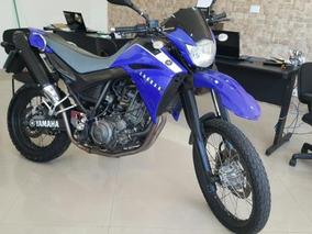 Yamaha Xt 660 2008 Azul Impecável
