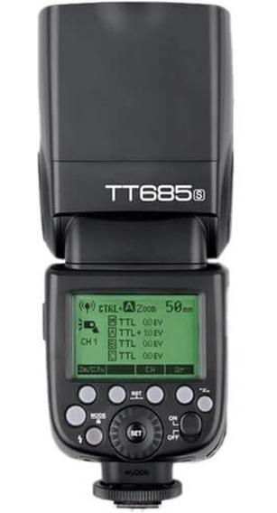 Flash Para Sony Godox Tt685s Ttl Speedlite