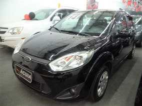 Ford Fiesta Se 1.6 Flex 2014 Completo + Abs + Airbags + Mp3