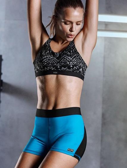 Short Victoria´s Secret Sport Talle Xsmall Muy Elastizado