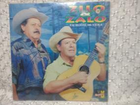 Lp Zilo & Zalo Em Modas De Viola Cód-01