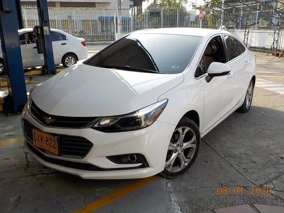 Cruze Ltz 1.4l Turbo At 2017 ///