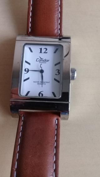 Relógio De Pulso Condor (anos 90) Com Embalagem (latinha)