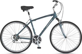 Jamis Citizen 2 Bicicleta Urbana Paseo Azul