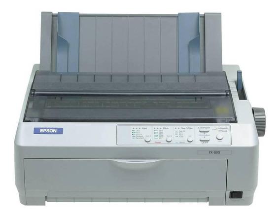 Impressora Epson FX Series FX-890 110V cinza
