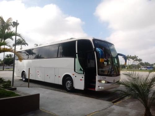 Ônibus Marcopolo Paradiso 1200 G6 Fretamentos Scania K 310