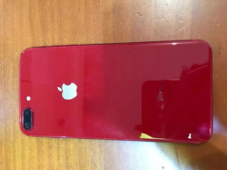 Apple iPhone 8 Plus 64gb Red Usado