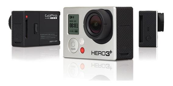 Gopro Hero 3+ Black Edition Com Sd Card 64gb