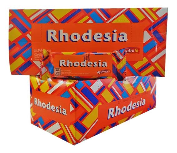 Rhodesia Caja Promocion X36un. - Barata La Golosineria
