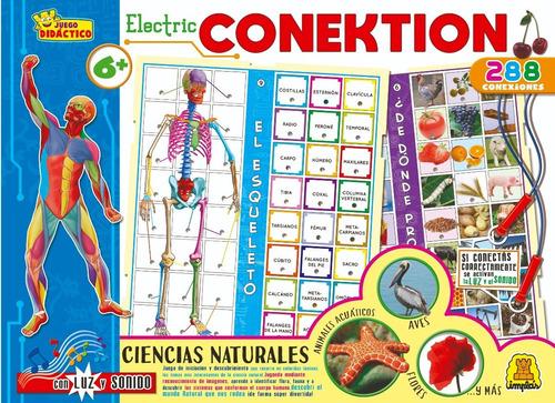 Toys Palace Juego Electric Conektion Cs Naturales