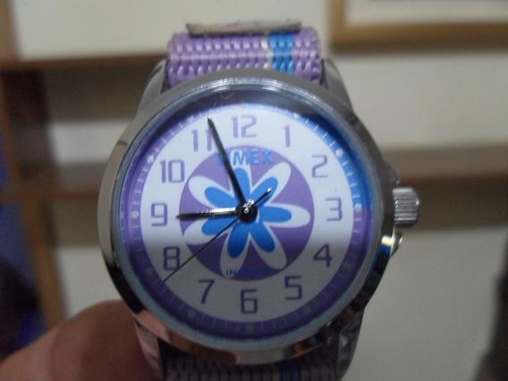 Relógio Timex Indiglo Original Quartz Caixa 30mm