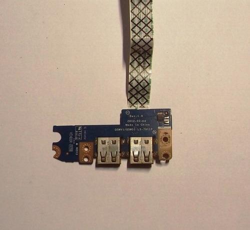 Imagem 1 de 1 de Usb Acer Aspire E1 571 E 531 - Ls-7911p
