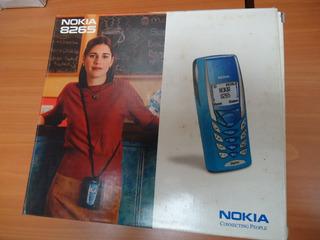 Telefono Nokia 8265 De Coleccion (tdma)