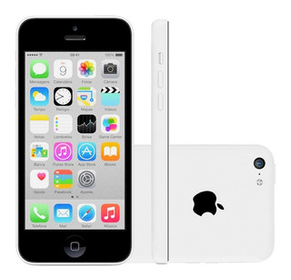 Apple iPhone 5c 8gb Original Nfe 1gb Ram Ios 9 | Novo