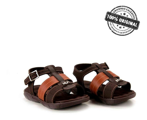 Sandalia Infantil Molekinho - 2135104