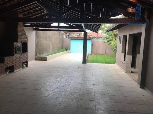 Casa Com 3 Dormitórios À Venda, 175 M² Por R$ 450.000,00 - João Aranha - Paulínia/sp - Ca2211