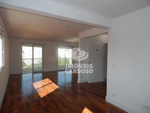 Imagem 1 de 30 de Apartamento Com 3 Dormitórios À Venda, 180 M² Por R$ 1.800.000 - Vila Leopoldina - São Paulo/sp - Ap17522