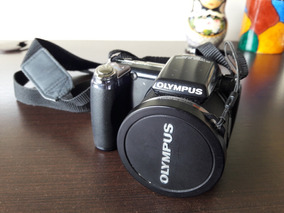Câmera Olympus Sp-810uz 14mp Zoom 36x