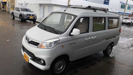 Foton Mini Van Bj 6425md 7 Pasajer