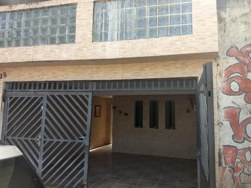 Casa Com 2 Dormitórios À Venda, 82 M² Por R$ 370.000,17 - Vila Menk - Osasco/sp - 12320