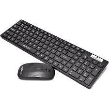 Kit Teclado E Mouse Gamer Sem Fio Mac Windows Premium 10m