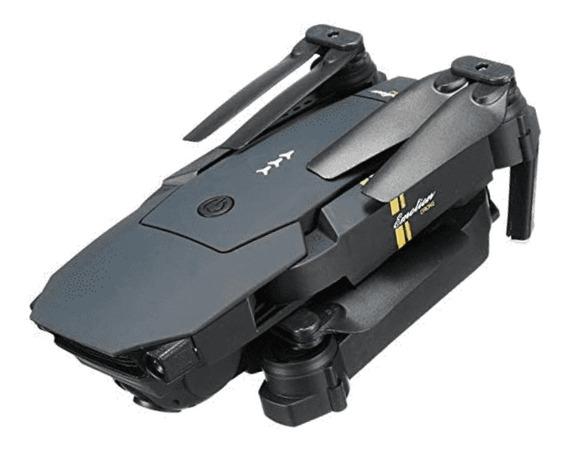 Drone Original E58 Completo Controle E Acessorios Sem Câmera