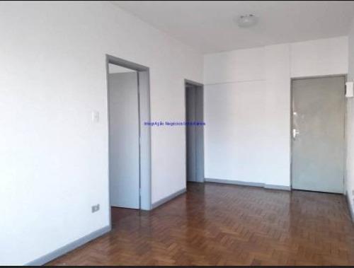 Apartamento Com 1 Dormitório Para Alugar, 37 M² Por R$ 1.200,00 - Consolação - São Paulo/sp - Ap8552