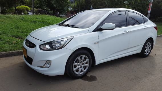 Hyundai Accent I25 2014