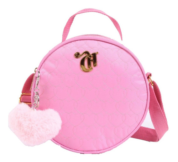 Bolsa Transversal Capricho Generation 11354 Rosa Pink